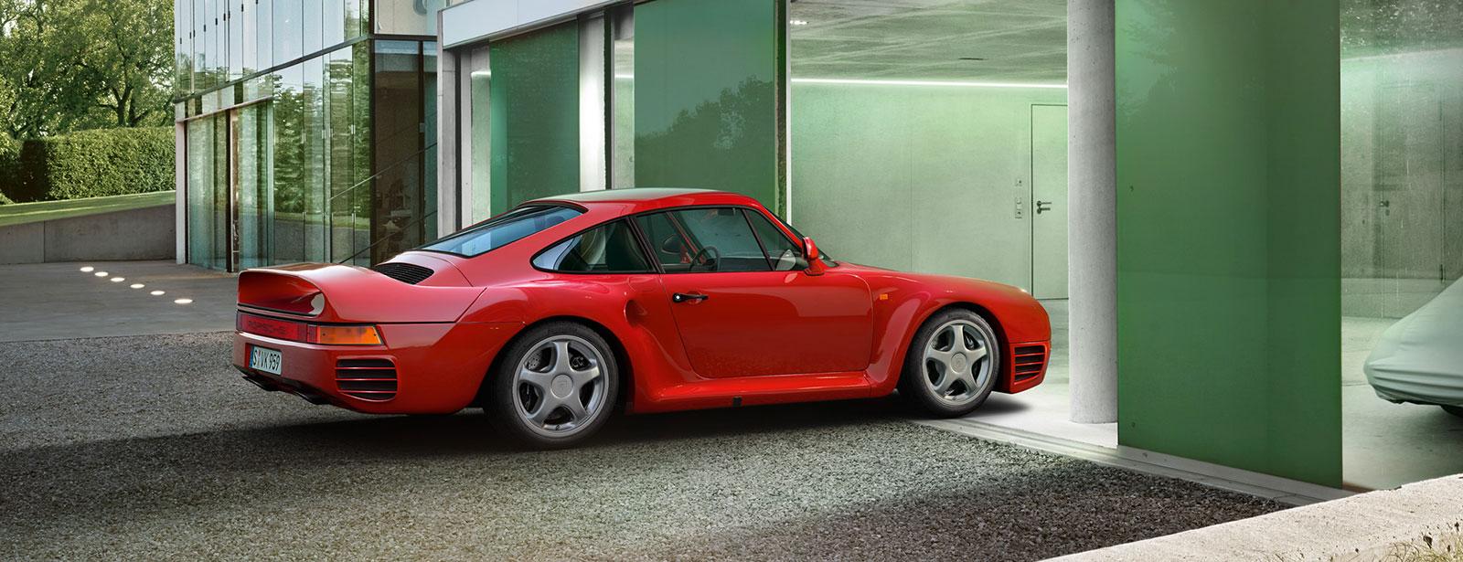 Porsche Classic Veranstaltungen